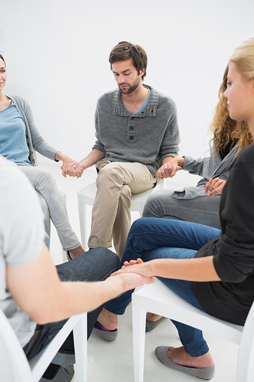 Terapia grupal CODA